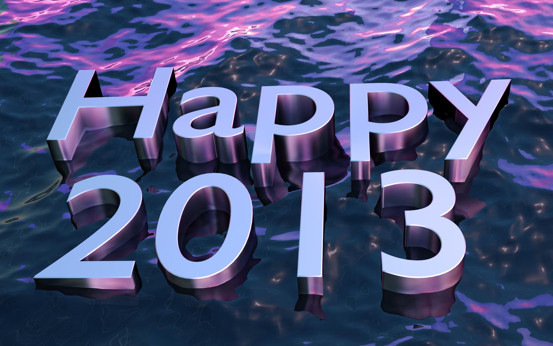 Happy2013