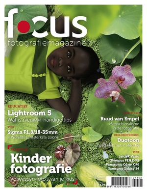 Focus Magazine Cover August 2013