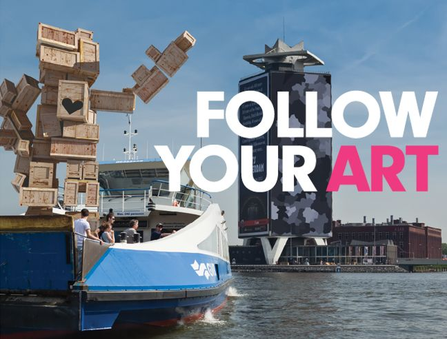 Affordable Art Fair - Follow your art
